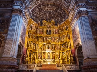 Cathedral of Granada, Andalucia, Spain