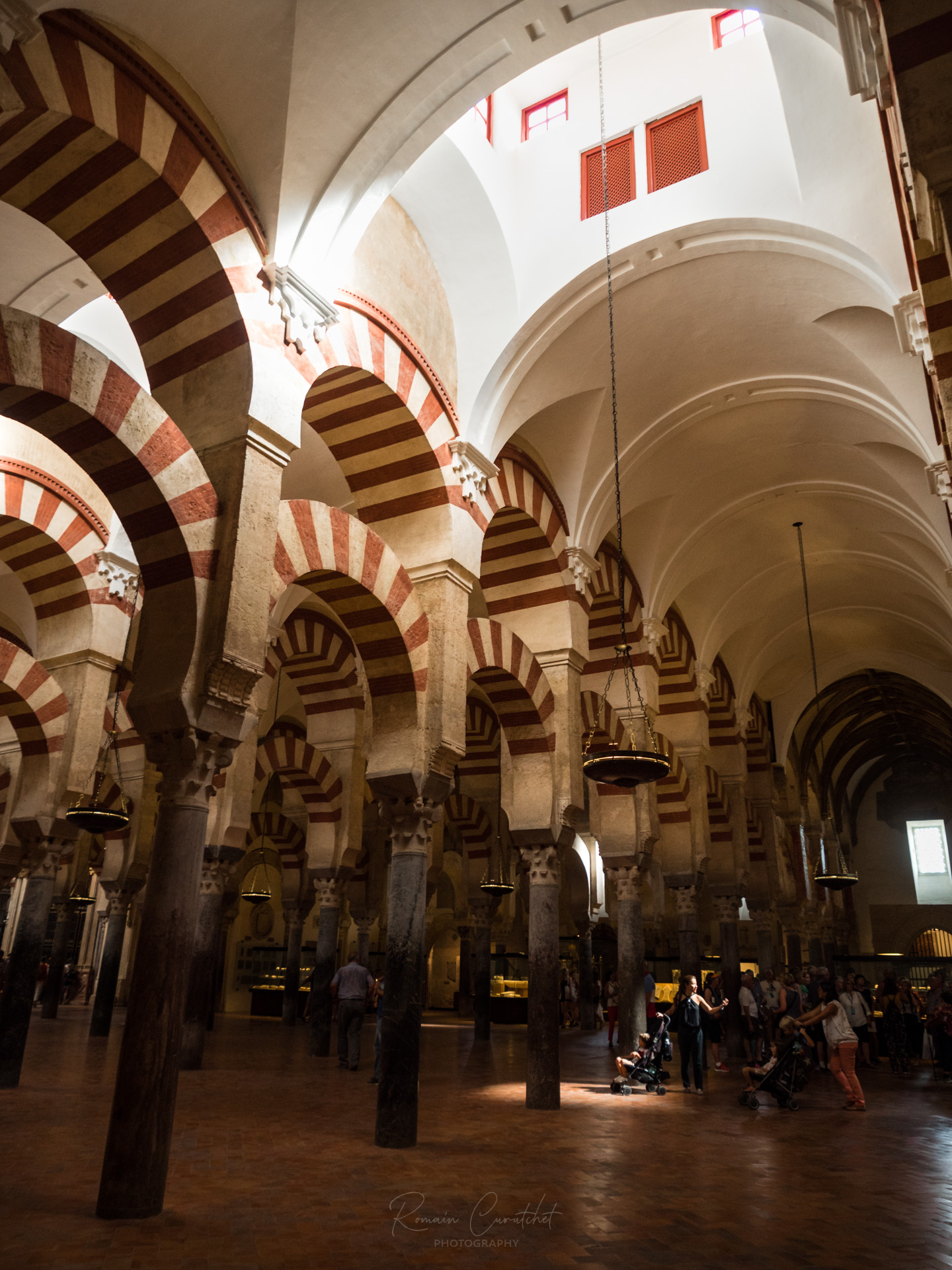 Mezquita, the Mosque-Cathedral of Cordoba, Andalucia, Spain